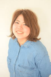 アシスタント<br />平園 春妃<br />Haruki Hirazono