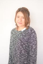 スタイリスト<br />笠井 美佐<br />Misa Kasai