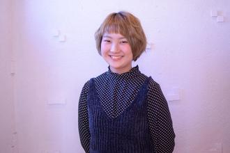 ネイリスト<br />山本 晴香<br />Haruka Yamamoto