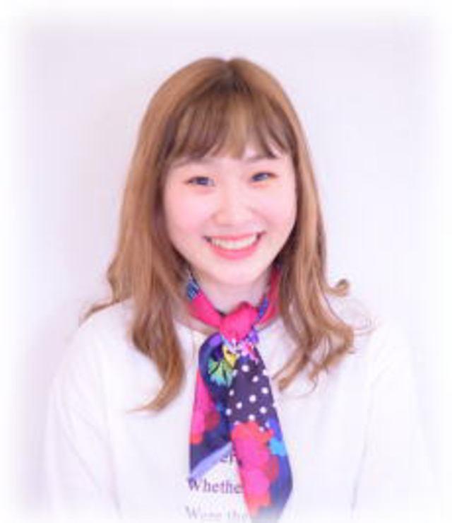 アシスタント<br />小山 愛佳<br />Aika Koyama